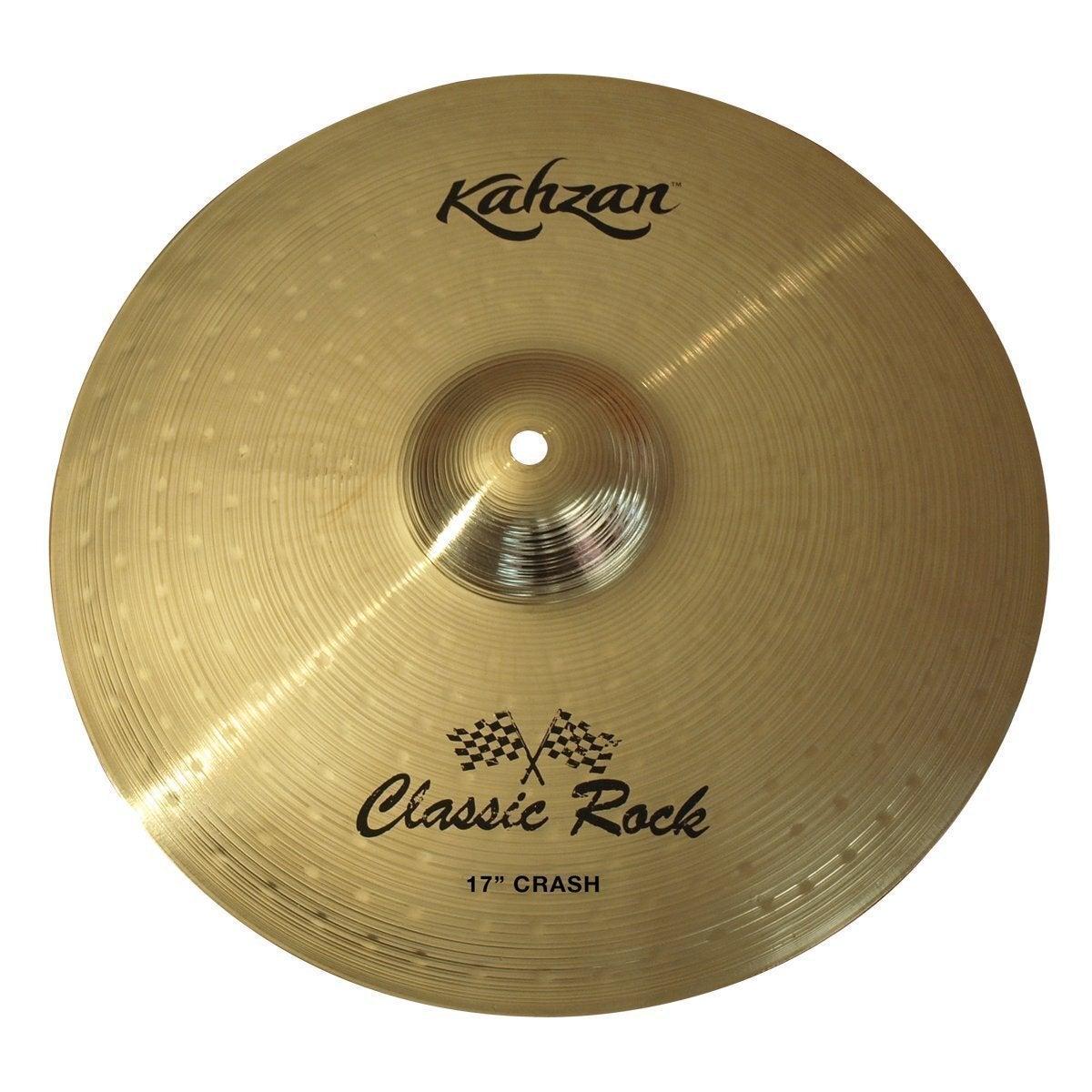 "Kahzan 'Classic Rock Series' Crash Cymbal 17"""