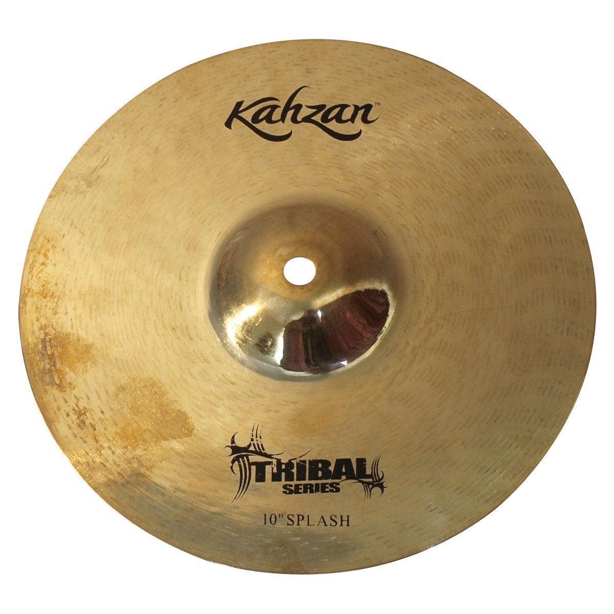 """Kahzan 'Tribal Series' Splash Cymbal 10"""""""
