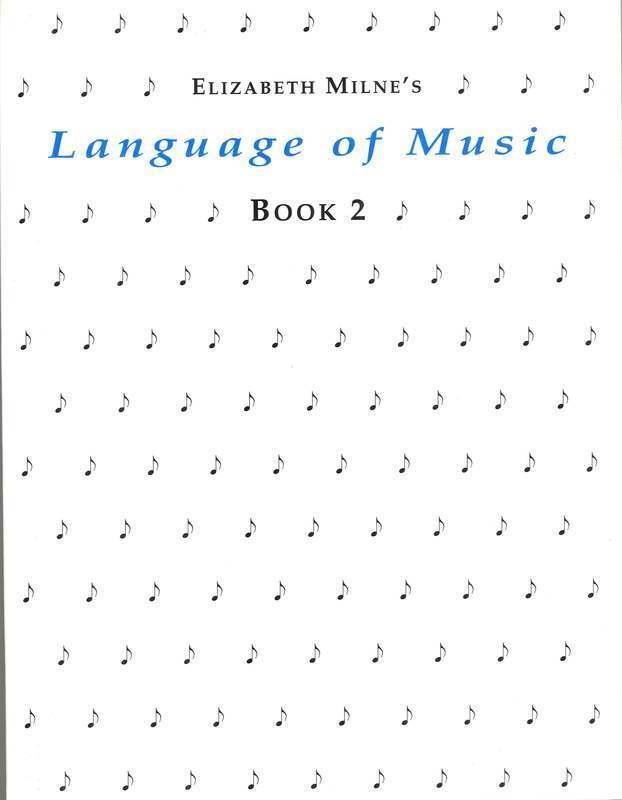 Language Of Music Book 2 (Spiral Bound Book) Book