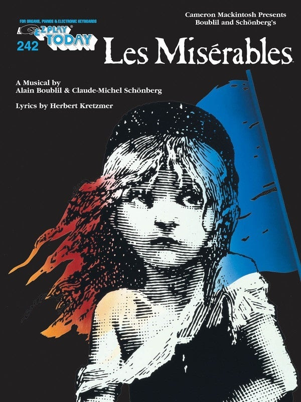 Les Miserables EZ Play 242 (Softcover Book)