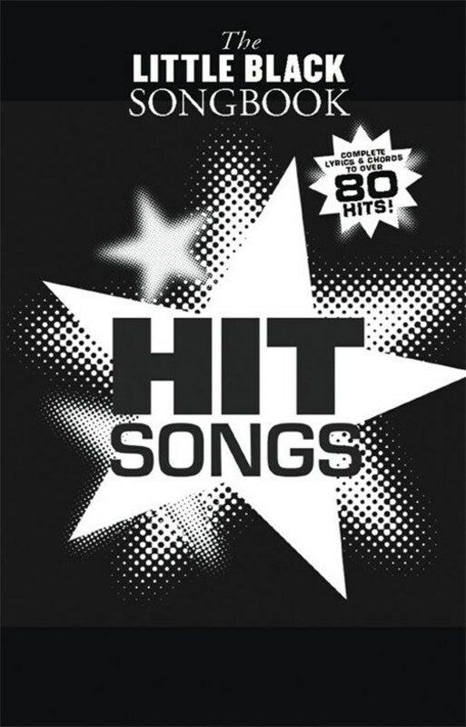Little Black Book Of Hit Songs (Softcover Book)