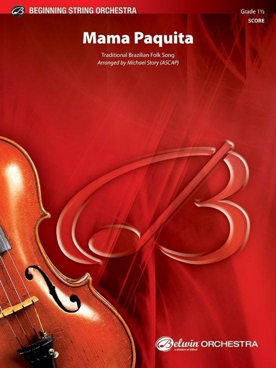 Mama Paquita String Orchestra Gr 1.5