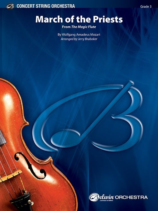 March Of The Priests String Orchestra Gr 3