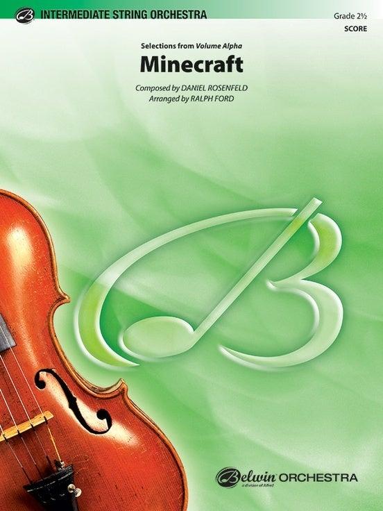 Minecraft String Orchestra Gr 2.5