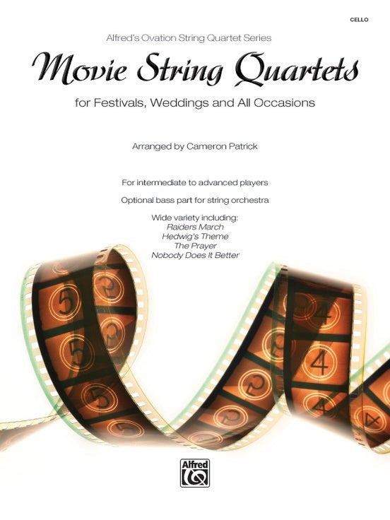 Movie String Quartet Cello