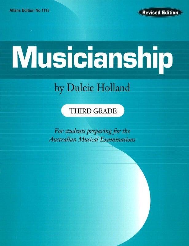 Musicianship Gr 3 (Book) Book