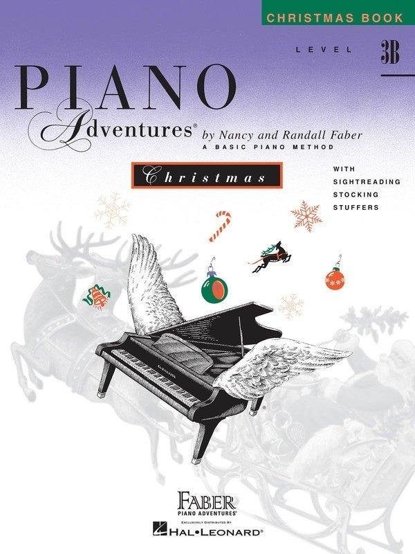 Piano Adventures Christmas Book 3B (Softcover Book)