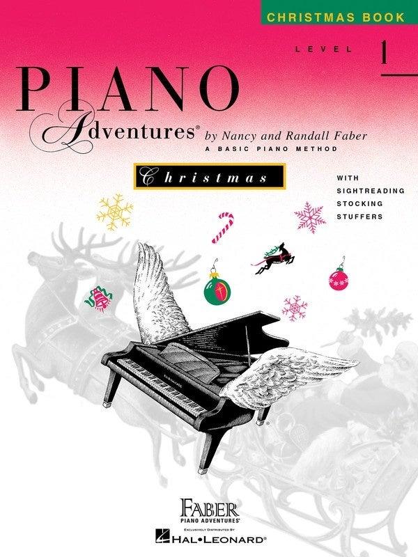 Piano Adventures Level 1 - Christmas Book (Softcover Book)
