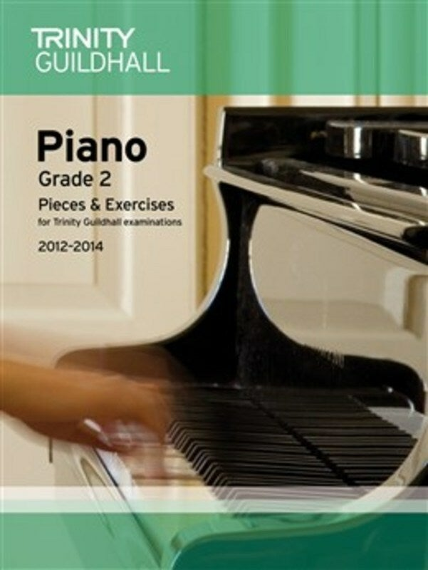 Piano Pieces and Exercises Gr 2 2012-2014