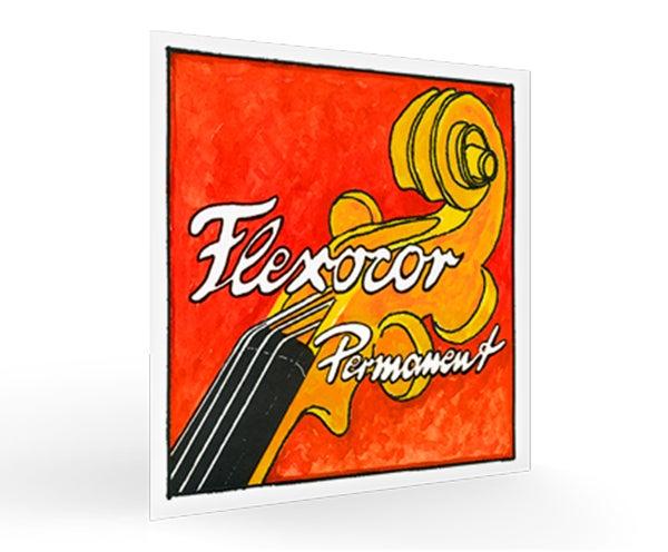 Pirastro Violin Flexocor Permanent D