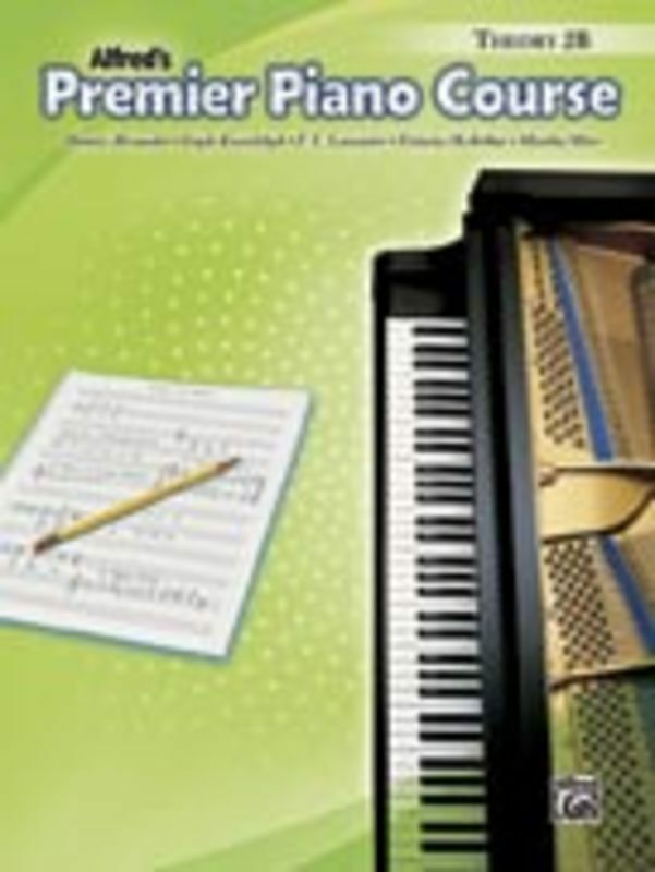 Premier Piano Course Theory Level 2B (Softcover Book)