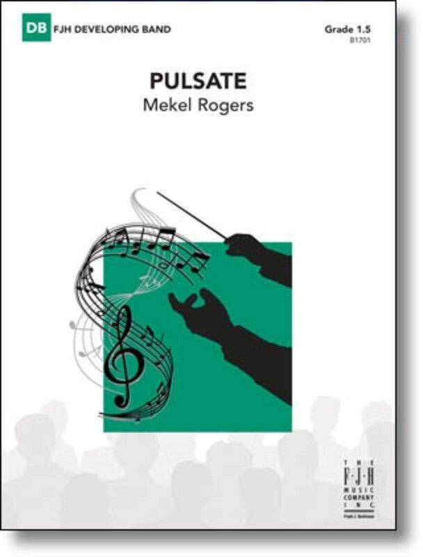 Pulsate Concert Band 1.5 Score/Parts Book