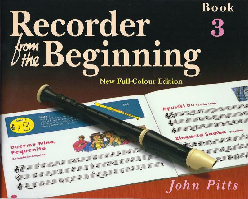 Recorder From The Beginning Pupils Book 3 Revised (Softcover Book)