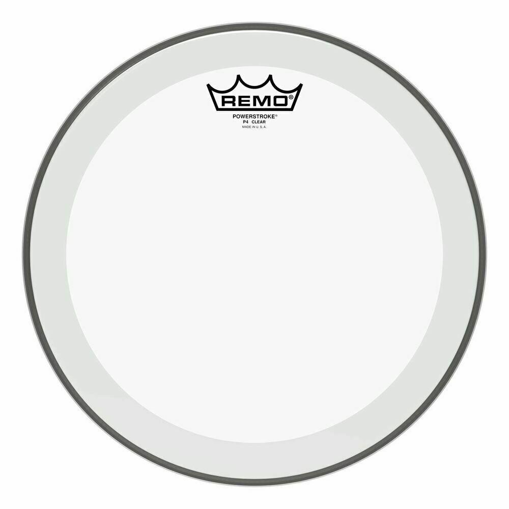 "Remo 10"" Clear Powerstroke 4 Drum Head"