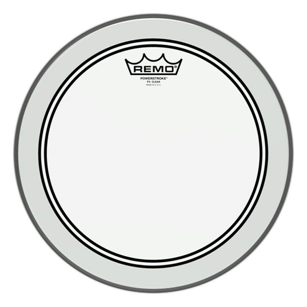 "Remo 12"" Clear Powerstroke 3 Drum Head"