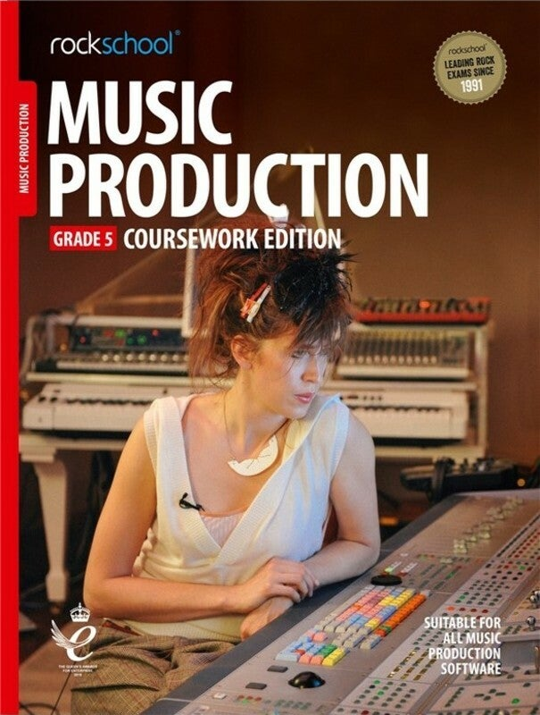 Rockschool Music Production Gr 5 (2018) (Softcover Book)