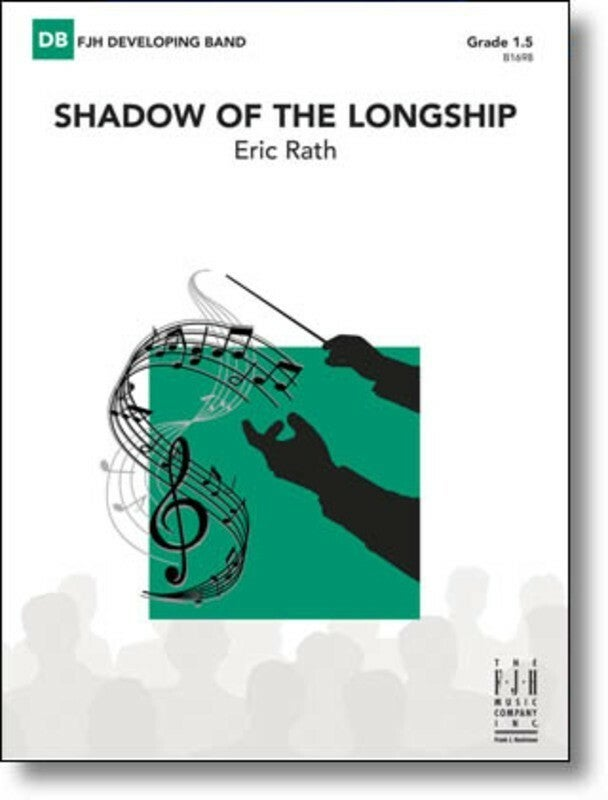 Shadow Of The Longship Concert Band 1.5 Score/Parts Book
