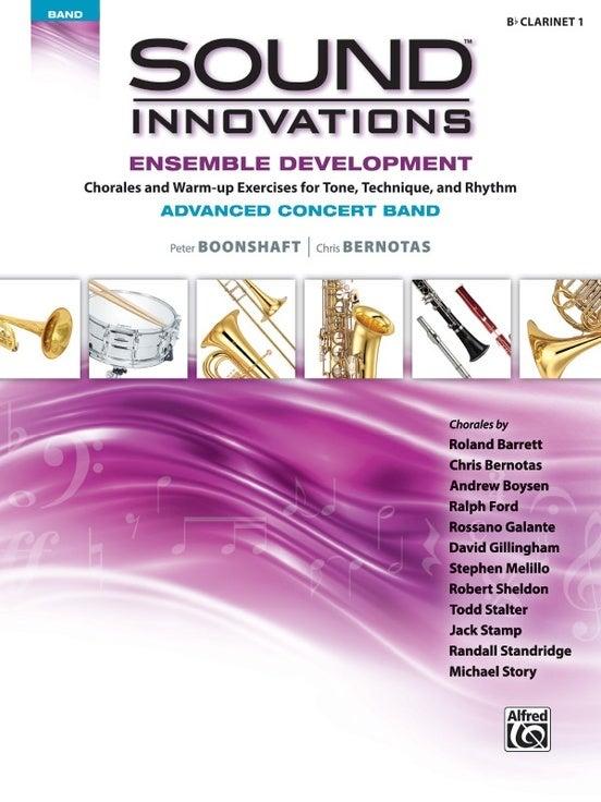 Si Advanced Concert Band Ens Dev Clarinet 1