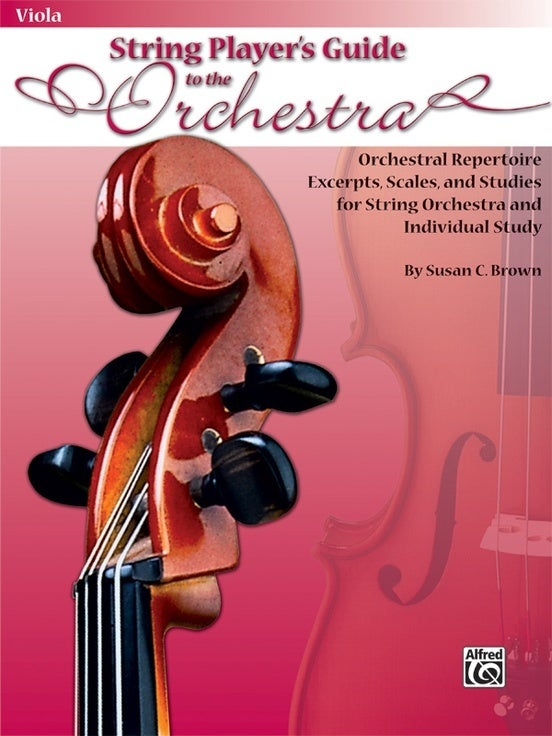 String Players Guide To The Orchestra Viola