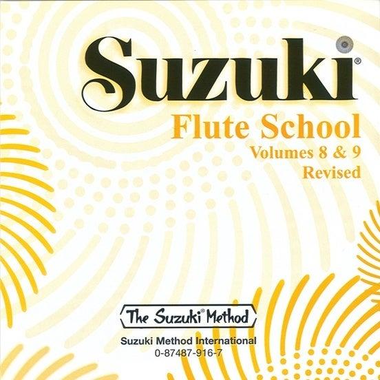 Suzuki Flute School Volume 8 & 9 CD
