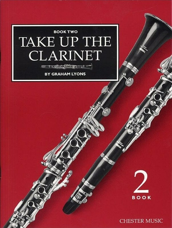 Take Up The Clarinet Book 2 (Softcover Book)