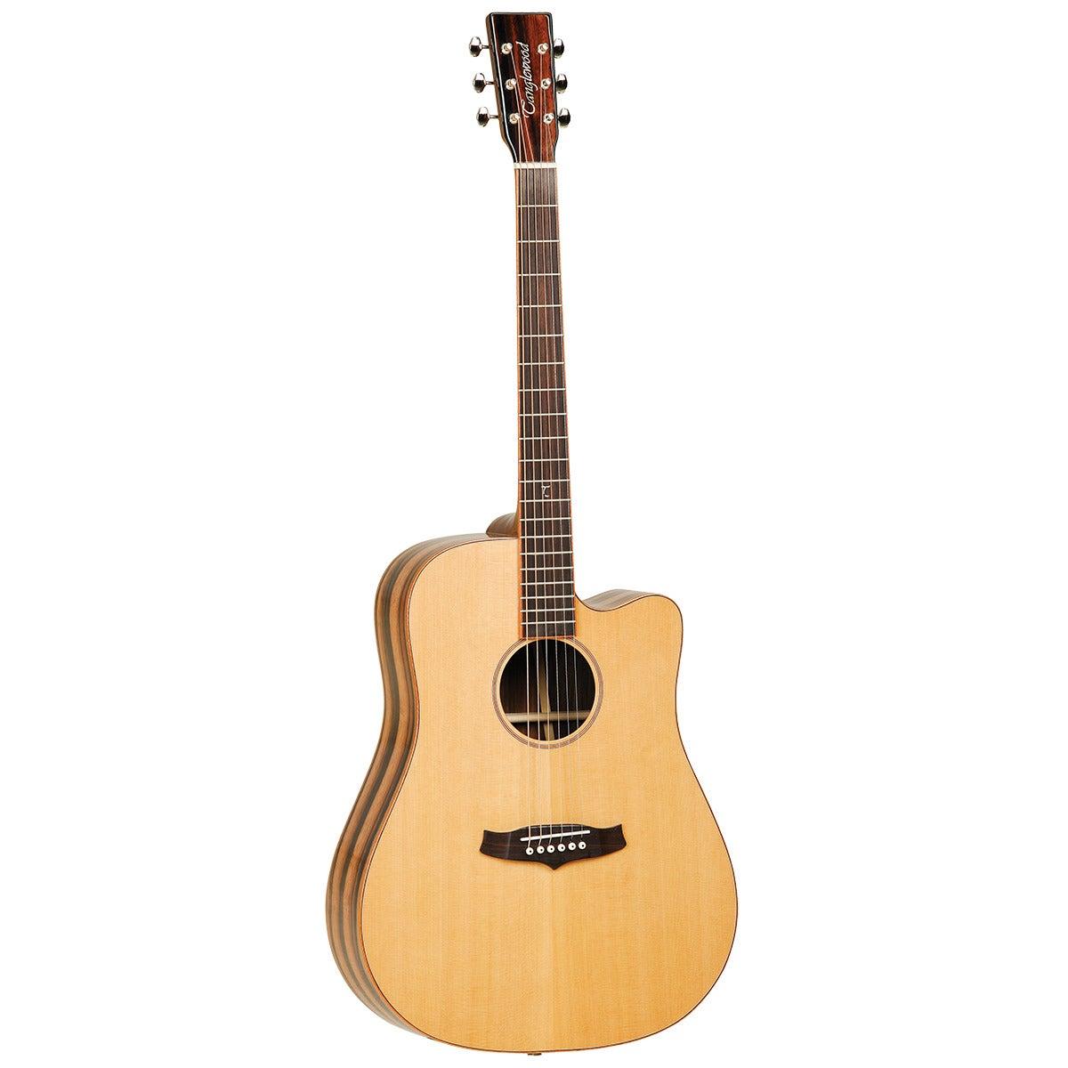 Tanglewood TWJDCE Java Dreadnought C/E Acoustic Guitar