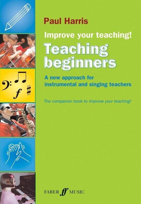 Teaching Beginners Text Book (Softcover Book)