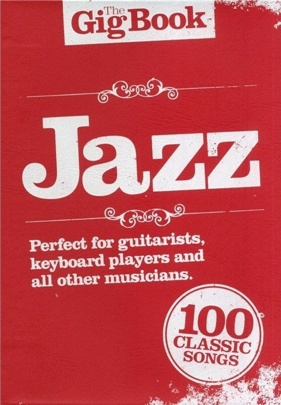 The Gig Book Jazz