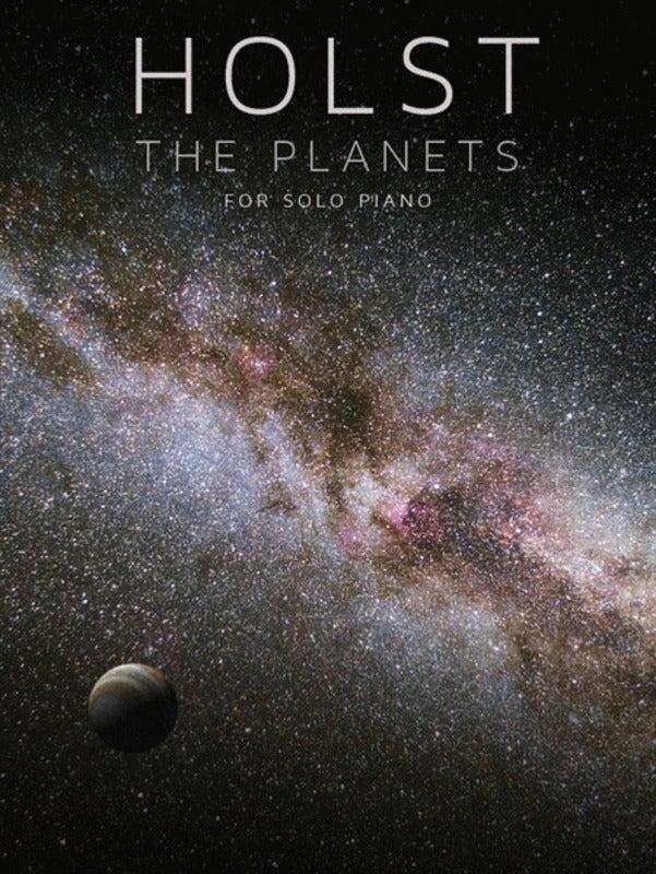 The Planets Piano Solo (Softcover Book)