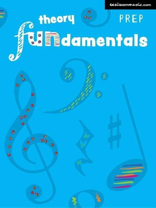 Theory Fundamentals Prep (Softcover Book)