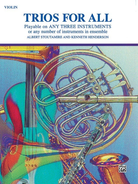 Trios For All Violin