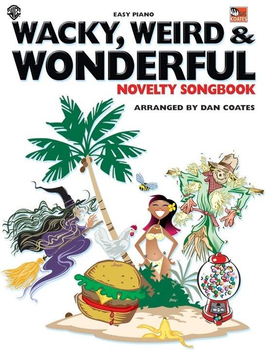Wacky Weird And Wonderful Novelty Songbook Ep
