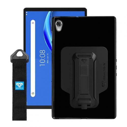 Armor-X (PXS Series) TPU Impact (Black) Protection Case for Lenonvo M10 HD
