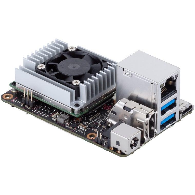 ASUS IoT PE100A Linux,media player 4G RAM, 16G eMMC, LTE, gateway, NXP i.MX 8M ARM A53 core, 1*M.2 E Key slot, 1*Mini-PCIe, 1*Micro SD Card, 3*USB, Dual LAN, 145(w)X78(L)X55.5(H)mm