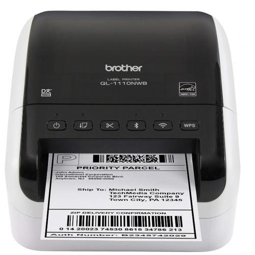 Brother QL1110NWB Label Printers, Wireless