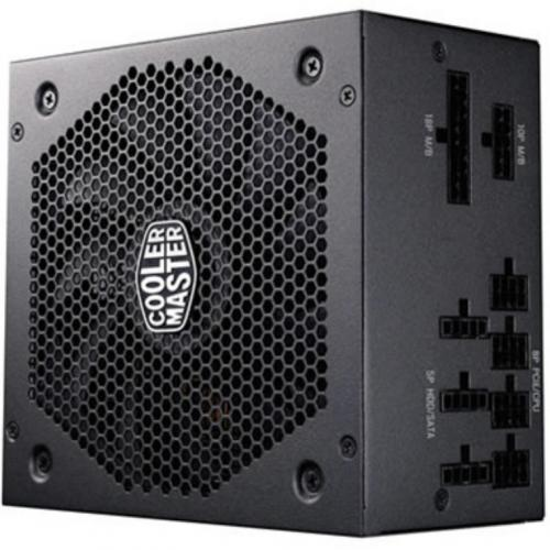 Cooler Master V 650W 80Plus Gold Full Modular Power Supply,Semi-Fanless mode with Hybrid Switch 10 Years warranty