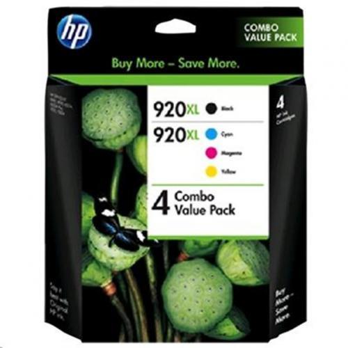 HP Ink CZ080AA 920XL Megapack