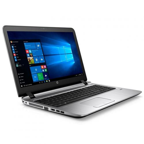 """HP ProBook 450 G3 Notebook (OFF LEASE) Intel Core i5-6200 2.3GHZ 8GB 256GB SDD 15"""" Win10 Pro w/3m warranty- Reconditioned by PBTech-"""
