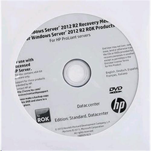 IBM Win Svr Standard 2012 R2 to 2008 R2 Downgrade Kit-Multilanguage ROK