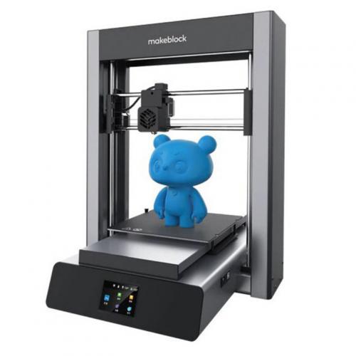 Makeblock Remanufactured 3D Printer mCreate 3DPrinter GB, Build Volume 220 x 220 x 295 mm /PB 6 mths warranty