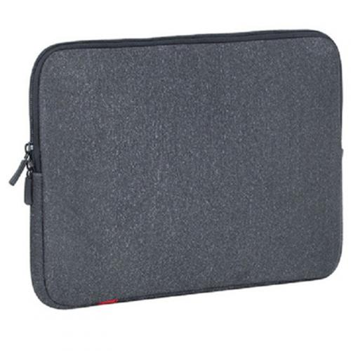 Rivacase Sleeve for 11.6 -12 inch Notebook / Laptop (Grey) Suitable for Surface Go