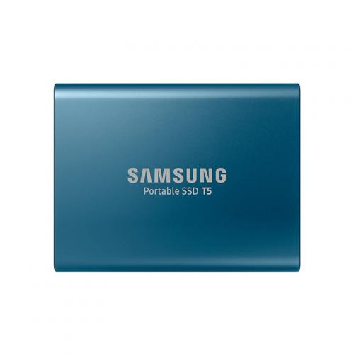 Samsung T5 500GB Portable SSD - USB 3.1 (Gen 2) Type-C, Up to 540MB/s, Shock Resistant,