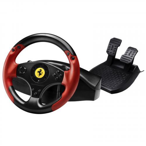 Thrustmaster 4060052 Ferrari Racing Wheel Red Legend PS3/PC