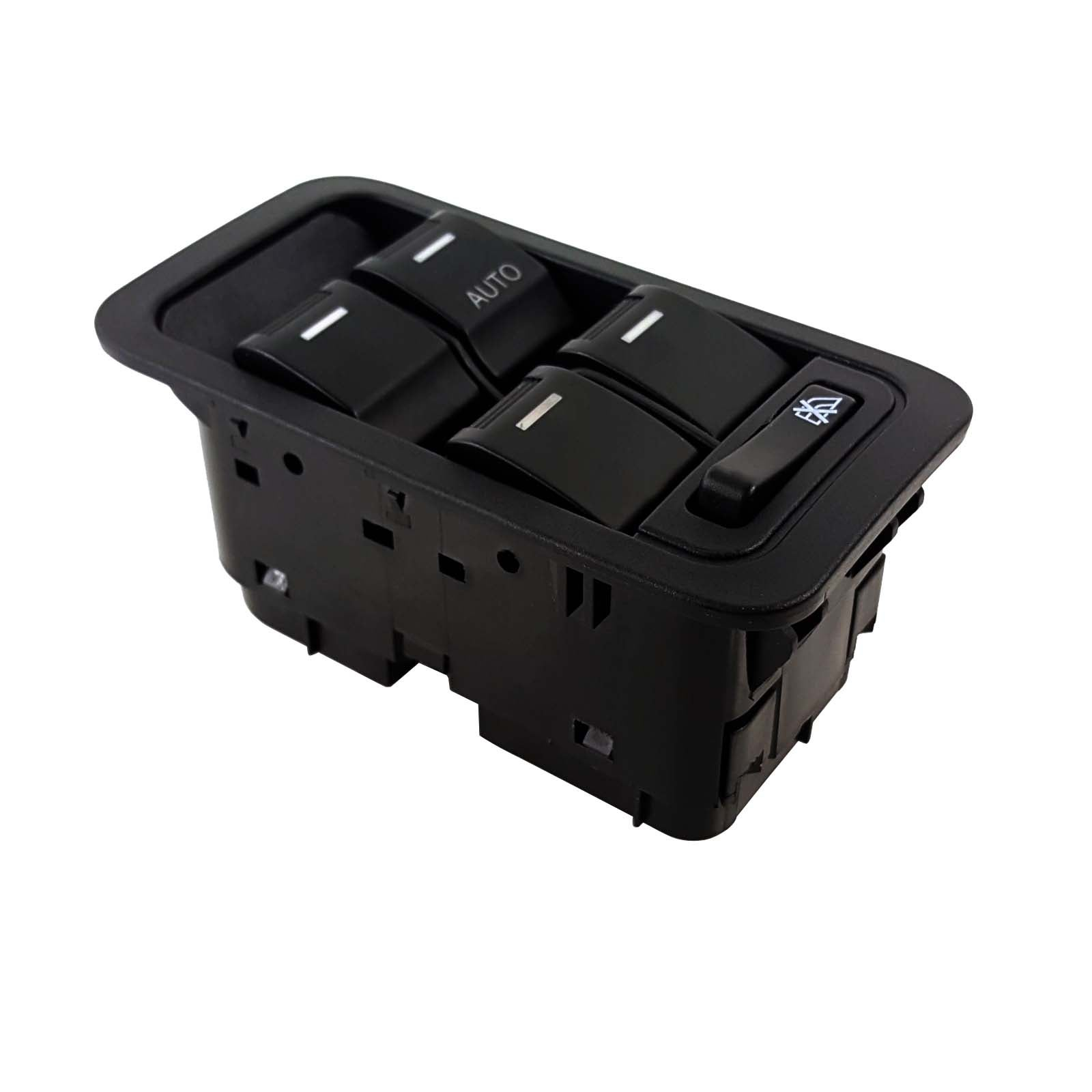 Master Window Switch Fit For Ford Territory SX SY SZ Non-illuminated Black