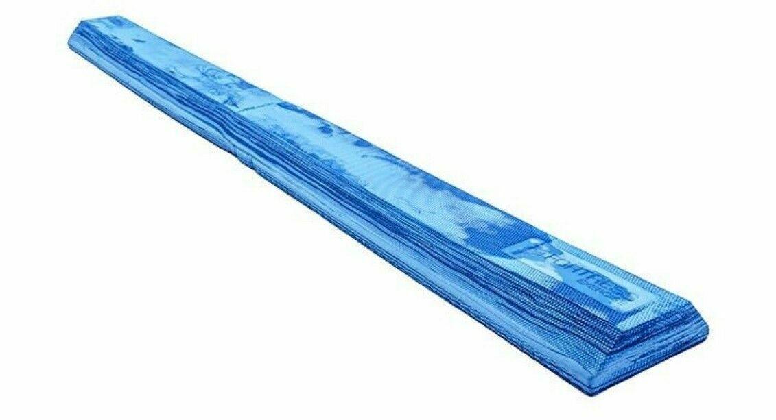 Long Foam Balance Beam, Trapezium Edge (190cm x 6cm) - Balance & Rehab Training