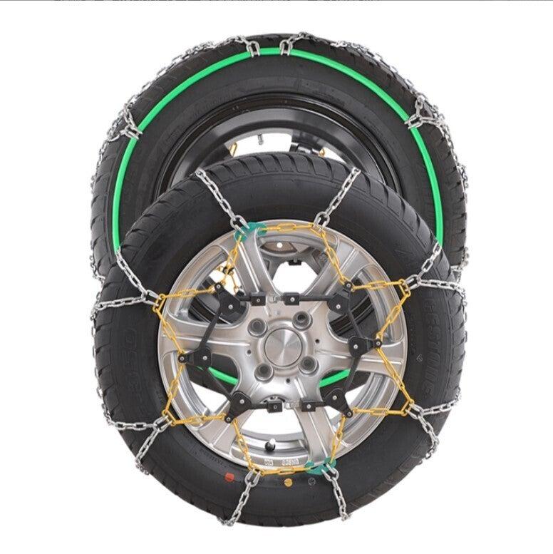 Autotecnica 12mm snow chains Autofit fits 195/45R15 tyre size