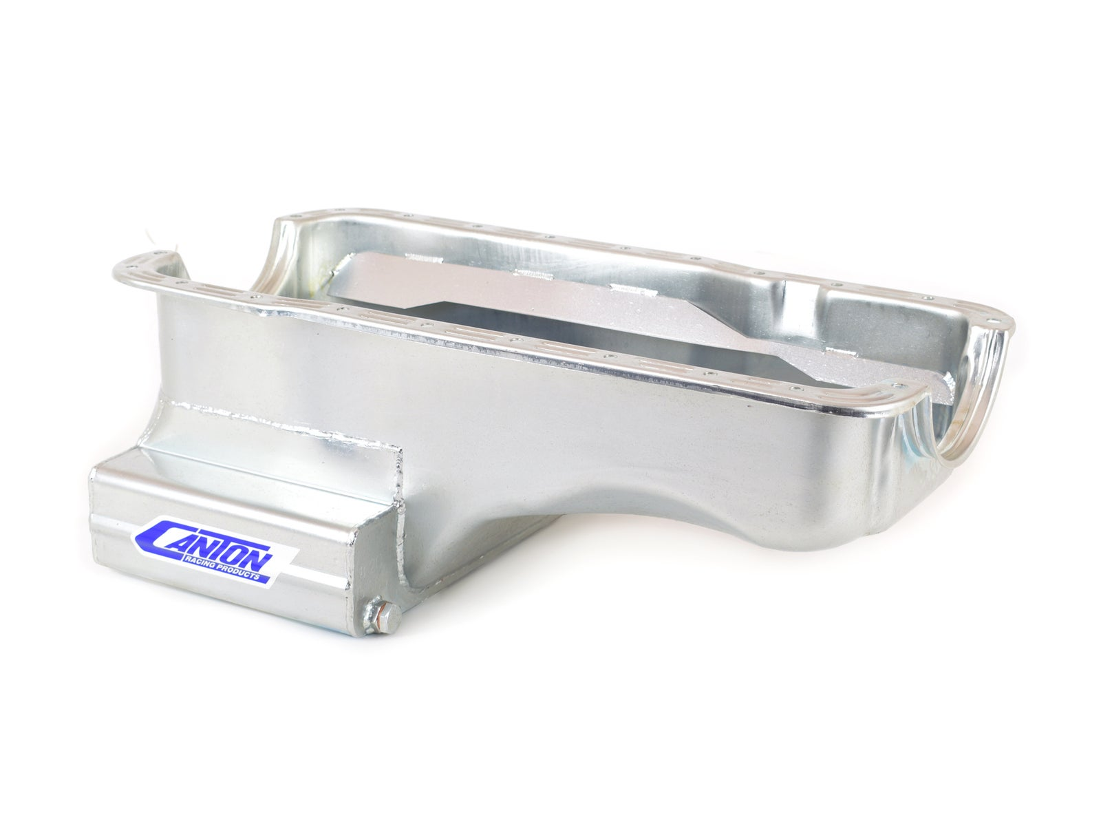 Canton Front Sump T Style Street/Strip Oil Pan 7 Qt. High Capacity Ford Country Sedan 1969 CN15660
