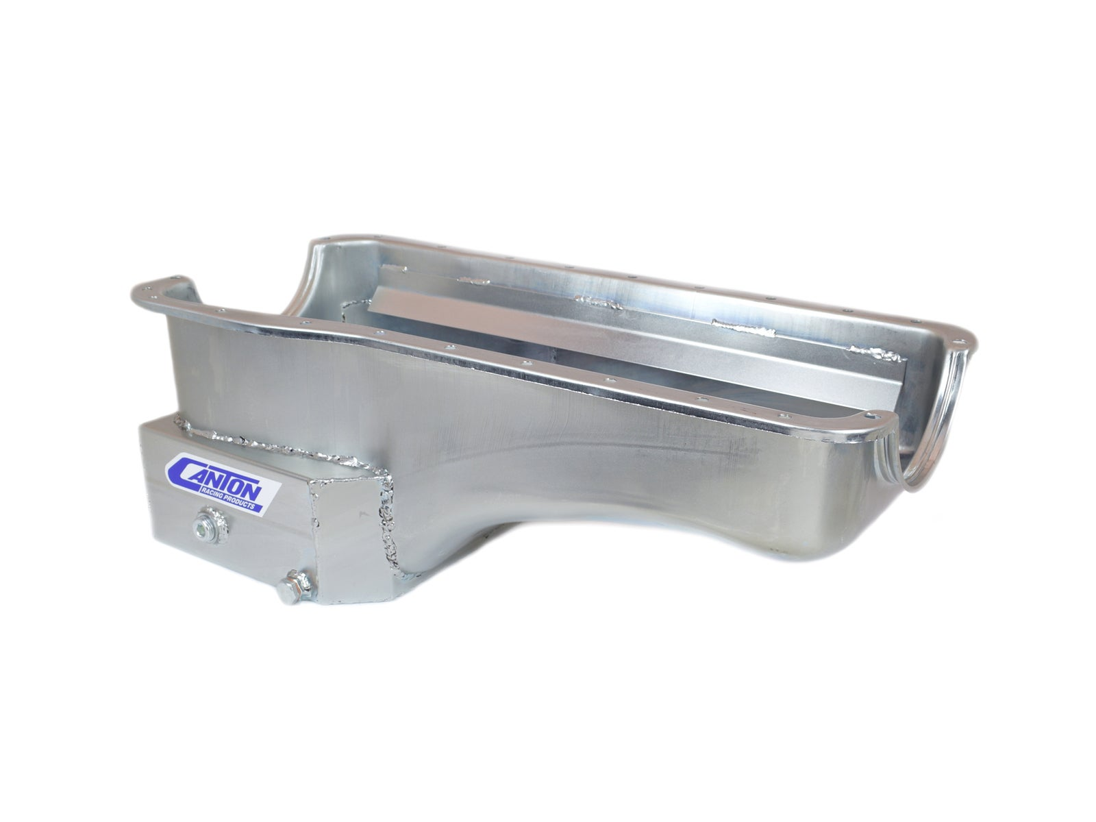 Canton Stock Replacement Oil Pan Front Sump Ford Galaxie 500 1972 CN15764