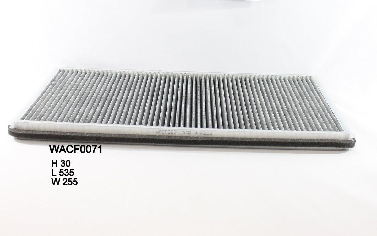 Cooper cabin filter for Land Rover Range Rover 4.4L TDV8 2011-01/13 LM/L322 T/Turbo Diesel 448DT