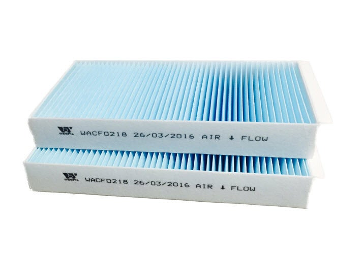 Cooper cabin filter for Mini Cooper S 2.0L 04/14-on F55/F56/F57/F60 Petrol 4Cyl B48A20A/B48A20E DI DOHC 16V WCF291 = Optional Inline Filter WCO208 = Mahle Housing
